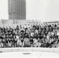 The class of 1966 school photo