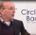 Gary Buslik teaching an English class