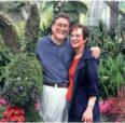 Bob Kay and his wife.