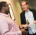 Alumni reconnect at the San Francisco Chancellor's Reception