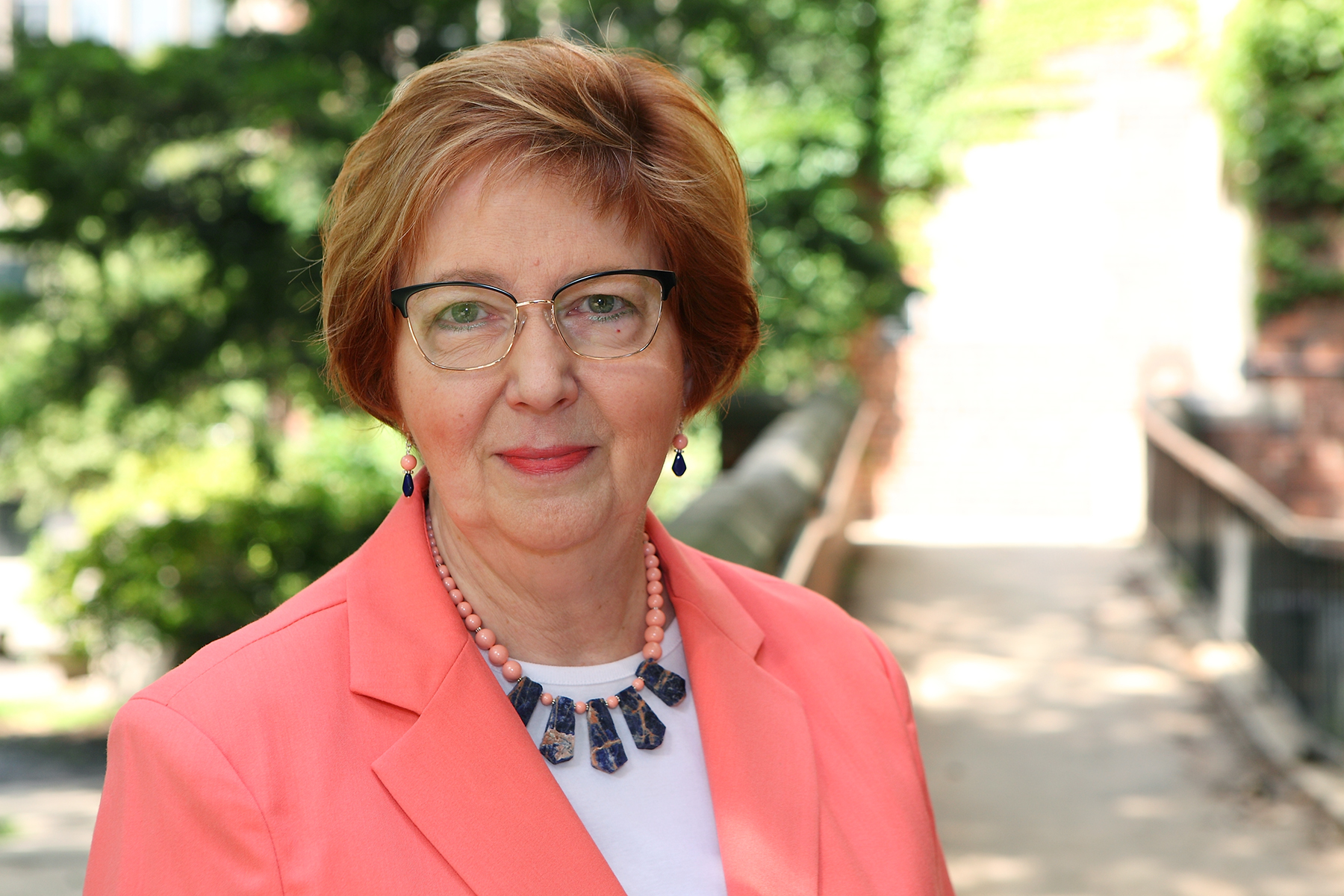 Margret Amatayakul, president of Margret\A Consulting and a UIC graduate and former faculty member.
