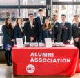 Alumni Association with Student Ambassadors