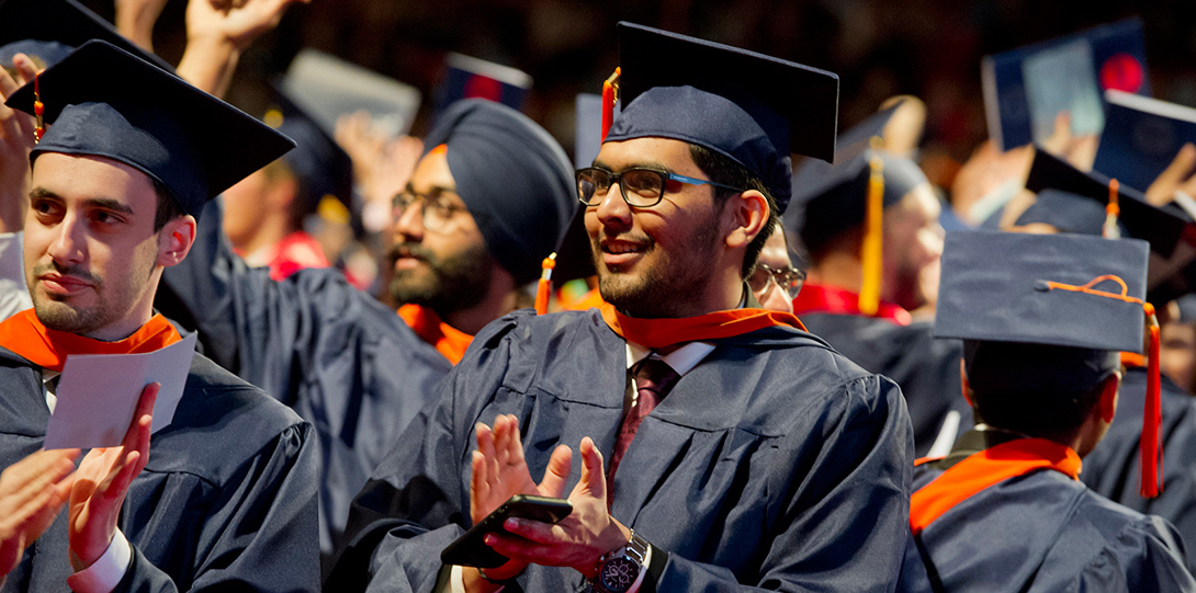 2018 Spring Commencement