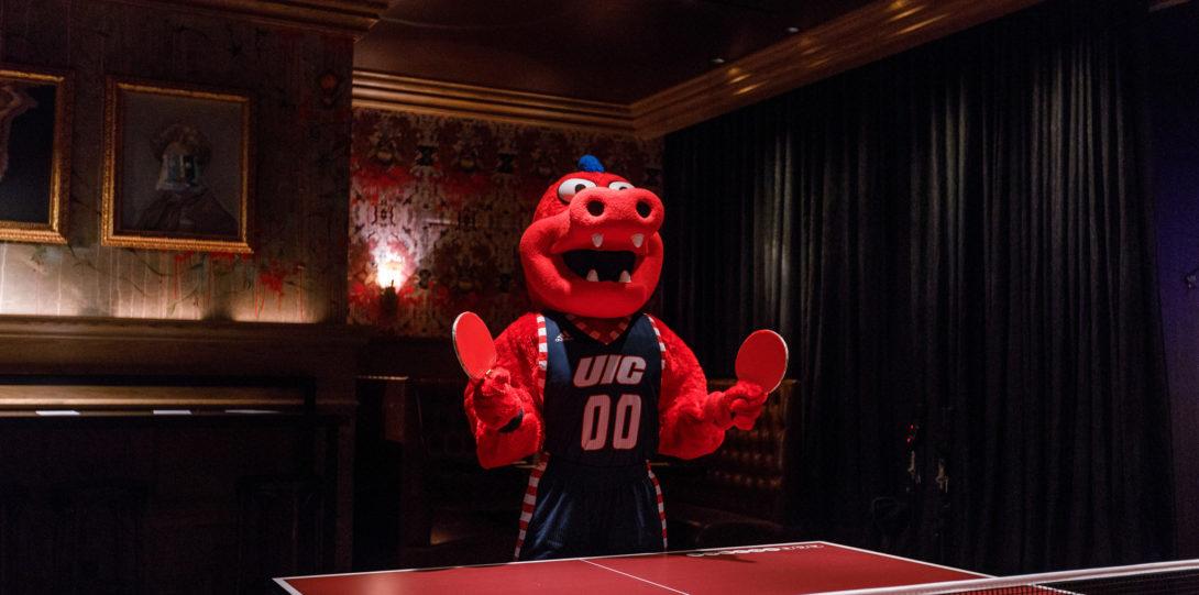 ace bounce uic alumni ping pong