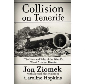 Collision on Tenerife by Jon Ziomek