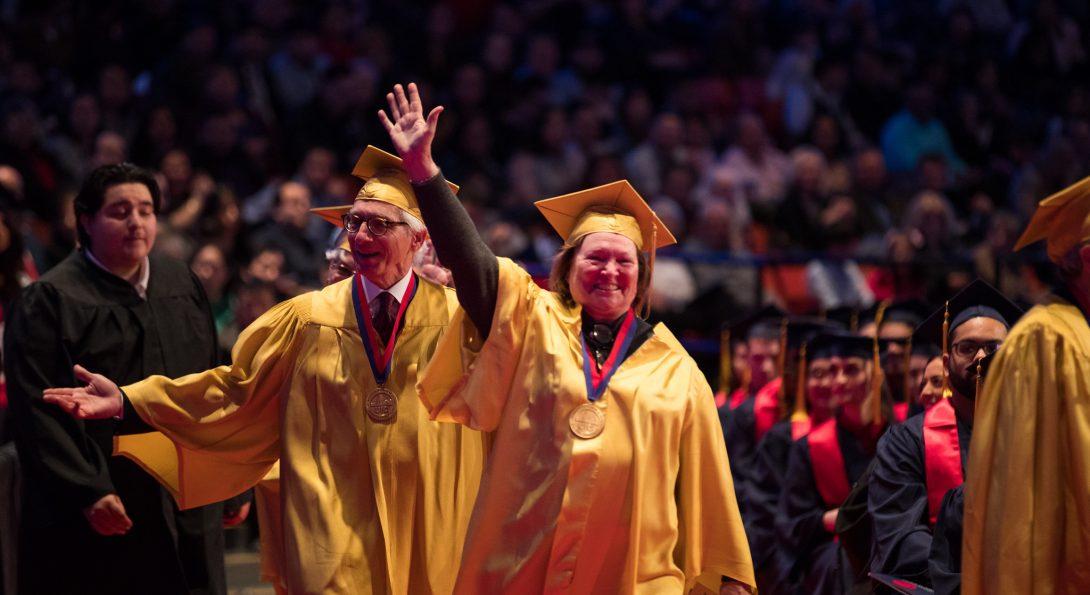 50th Anniversary Golden Graduation