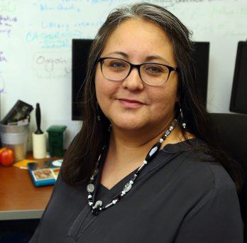 UIC alumna Cynthia Soto