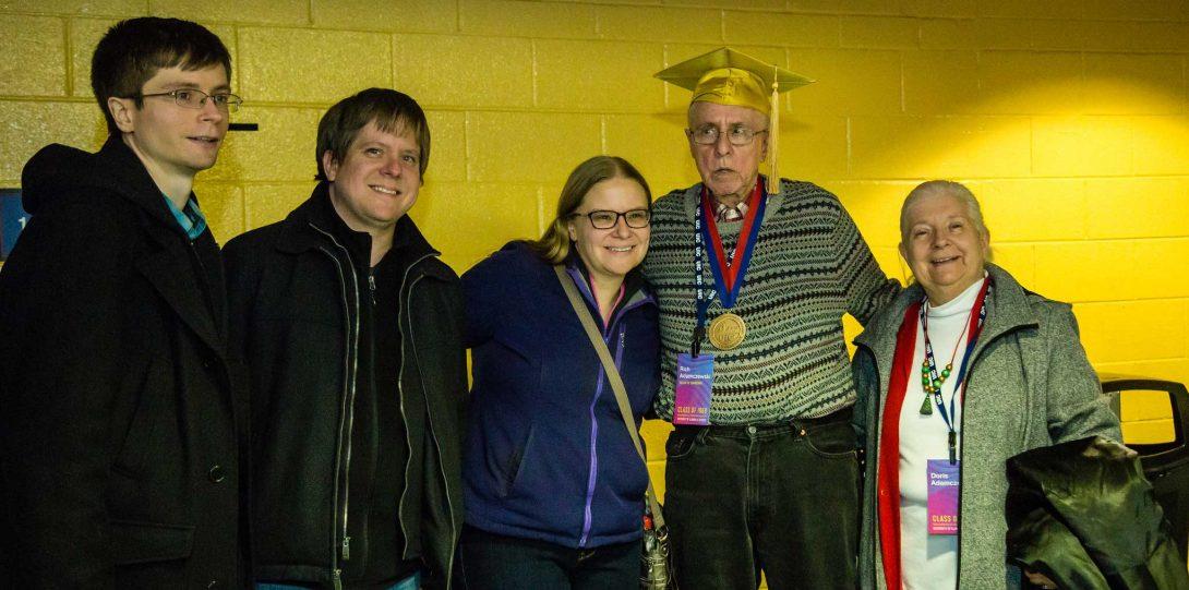 UIC's 2019 Golden Graduates