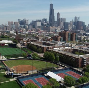 UIC sports fields