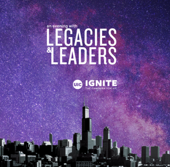 An Evening with Legacies and Leaders