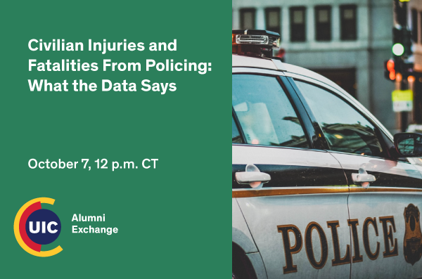 Civilian injuries and fatalities from policing: what the data says